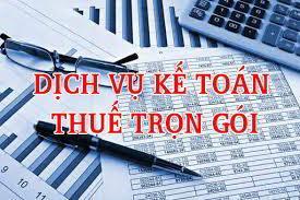 Dịch vụ kế toán thuế trọn gói tại TP.HCM