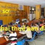 Hồ sơ khai báo thuế ban đầu đối với Doanh nghiệp mới thành lập