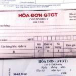 Quy định về chữ ký và con dấu trên hóa đơn GTGT