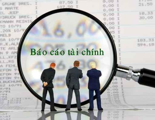 Quy định nộp báo cáo tài chính cho các cơ quan liên quan theo Thông tư 200